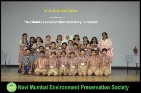 navi mumbai environment preservation society wetland day essay 4432