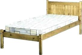 Distressed Wood Bed Frames Reclaimed Wood Bed Frame Distressed Wood ...
