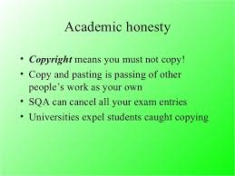 discursive essay writing  12 academic honesty