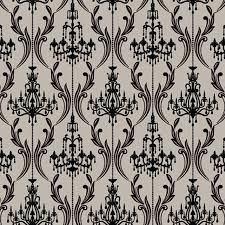 chandelier whimsical silver and black wallpaper chandelier wallpapers group 27