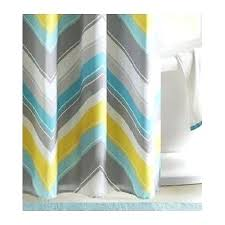 yellow and grey shower curtain blue and cream shower curtain outstanding yellow and blue shower curtain images gray chevron