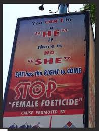 female foeticide slogan sloganupdate slogan on female foeticide term papers