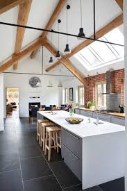 Best 25+ Barn conversion interiors ideas on Pinterest | Barn conversion  kitchen, Kitchen ideas for barn conversions and Kitchen larder cupboard