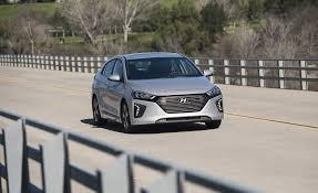 2018 hyundai ioniq electric. perfect hyundai 2018 hyundai ioniq plugin hybrid first drive  review car and driver inside hyundai ioniq electric