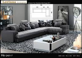 Featured Image of L Shaped Fabric Sofas