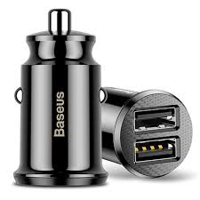 Baseus Grain – <b>автомобильное зарядное устройство</b> быстрое ...