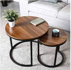 wave resin end table wave resin coffee
