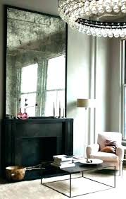 mercury glass mirror. Mercury Glass Mirror Antiqued Panels Wall Mirrors Large Antique Tiles P R