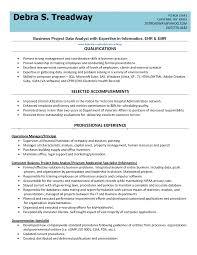 Marketing Analyst Job Description Sample Financial Operations