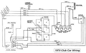 electric club car wiring diagrams page 2 club car wiring diagram gas at 2000 Club Car Golf Cart Electric Wiring
