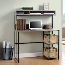 computer desk shelf desk shelf combo computer desk with storage above computer desk shelf
