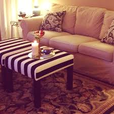 brilliant diy ottoman coffee table with turned to design ikea lack side tables turned ottomans