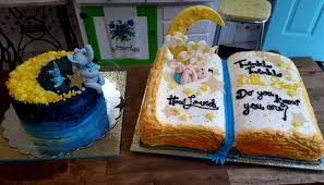 Twinkle Twinkle Little Star Baby Shower Cakes Cakecentralcom