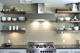 kitchen white glass backsplash. White Glass Tile Backsplash Kitchen Blue Subway Brick