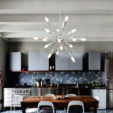 18 light starburst chandelier light starburst chandelier lovely vintage pendant light atomic sputnik ceiling starburst bar
