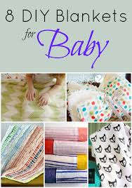 8 diy blankets for baby