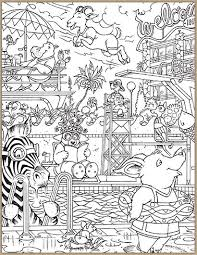 Small Picture 1044 best Free Coloring pages images on Pinterest Hidden