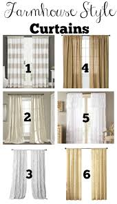 window sheers styling tips and ideas for interior decoration. Budget Friendly Farmhouse Style Curtains More Window Sheers Styling Tips And Ideas For Interior Decoration