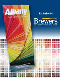 Albany Paint Colour Chart Albany Paint Colour Card Painting And Decorating News
