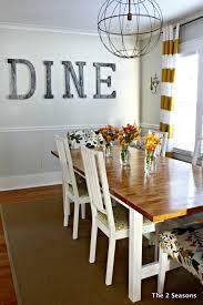 Ikea Dining Room Ideas Interesting Ikea Dining Room Table Hack Staining A Dining Room Table The 48