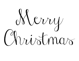 merry christmas black and white script.  White Merry Christmas Black And White Handwritten Lettering Inscriptio CHRISTMAS  COOKING PARTY Freshly Prepped Inside Script B