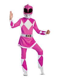 Light Blue Power Ranger Costume Mighty Morphin Power Rangers Deluxe Pink Ranger Costume For