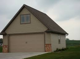 RV Garage Plans  Garage Apartment Plan With Attached RV Bay Garages With Living Space