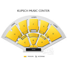 Klipsch Music Center Interactive Seating Chart Ruoff Home