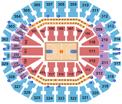 Kfc Yum Center Seating Chart Louisville