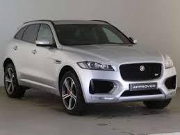 2017 (66) - Jaguar F-Pace 3.0 V6 Diesel (300PS) S  N