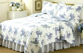 french style duvet covers uk country star quilt bedding new melissa blue fl quilt country style