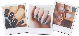 5 Unique (& Chic) Halloween Nail Design Inspirations
