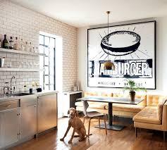 Kitchen corner sofa storage ideas