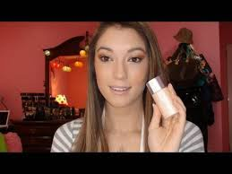 updated foundation routine featuring clinique even better foundation