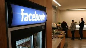 facebook office in dublin. facebook canteen office in dublin