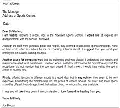 writing how to write a letter of complaint road to get bac  when you have written your letter check