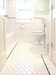 Vintage Bathroom Tile Patterns