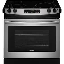 Drop In Electric Range Electric Ranges Ranges Cooking Products