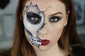 makeup ideas skeleton makeup easy makeup looks to try female