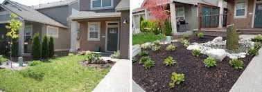 Small Picture garden design with atlanta landscaping before and after pictures