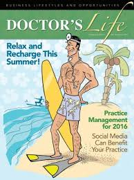 Doctors Life Magazine Vol 4 Issue 3 2016 By Mashed Media
