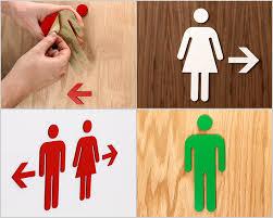occupied bathroom sign. Restroom Door Signs; Signs Occupied Bathroom Sign M
