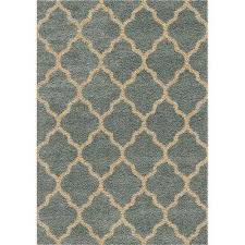 pasture blue 8 ft x 11 ft indoor area rug