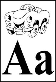 Alfabeto Da Colorare La Scuola Di Rosa Con Alfabeto Disney Da