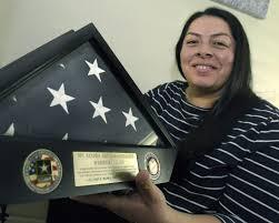 Sandra Smith -- United States Army -- Iraq War -- Valencia Resident