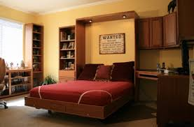 murphy bed office. delighful bed chalet african mahogany office for murphy bed