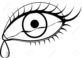 Image Result For Easy Cute Drawing Of A Eyes And Tears Girl