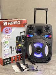 Loa Kéo Di Động Karaoke KIMISO QS-4811 (Bass 8