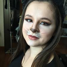 cute kitty cat makeup