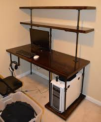 office desk with shelf. awesome computer desk shelf beautiful office design inspiration with 1000 ideas about shelves on pinterest wall clocks homegrown decor